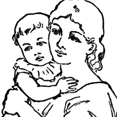 Женская тема: 10 мам, которые потрясли мир