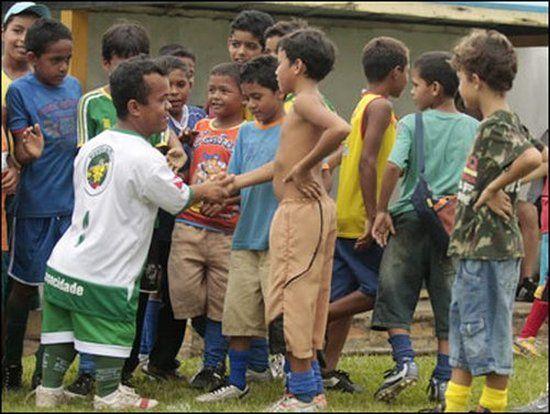 Мини футболисты