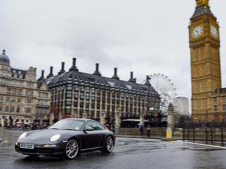 Porsche продолжает борьбу против властей Лондона