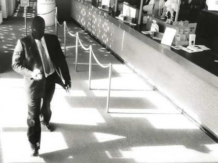 10 впечатляющих ограблений банка