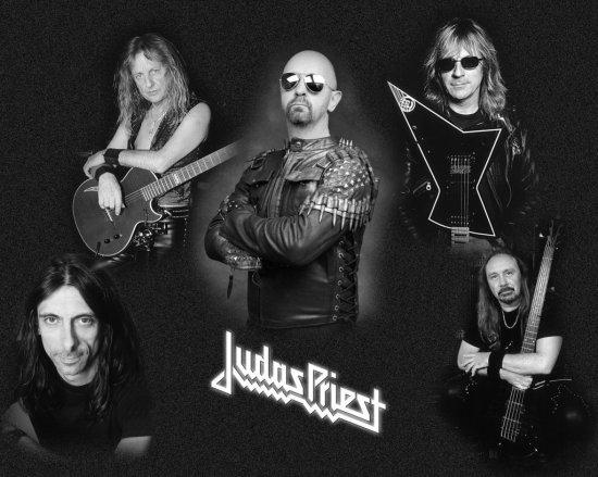 Judas Priest пачнуць сусветнае турнэ з Мінска
