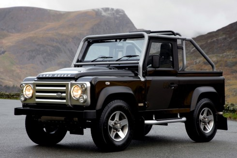 Land Rover Defender 90 SVX