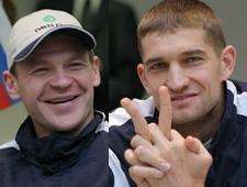 Беларусы выиграли парную встречу у швейцарцев
