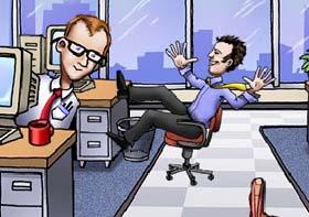 Офисные стукачи - описание, методы борьбы