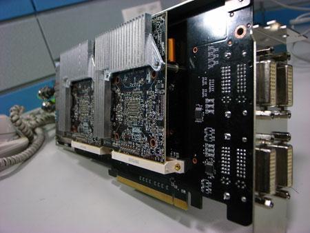 ASUS EAH3850 Trinity – трехпроцессорный видеоадаптер