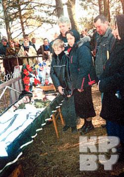 Проводив в 2005 году в белорусскую армию абсолютно здорового сына, назад родители получили труп