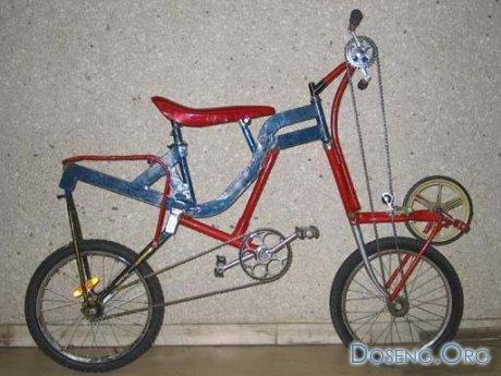 Велосипеды бывают разные