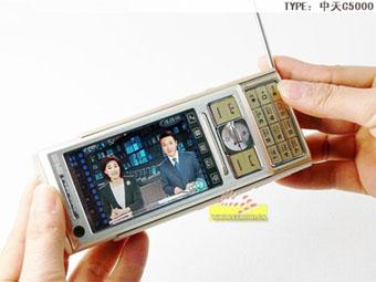 Китайский слайдер с ТВ-тюнером