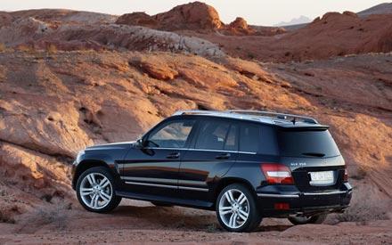 Mercedes рассекретил свой новый GLK