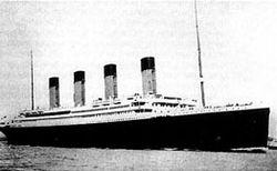 """Билеты на """"Титаник"""" до сих пор продаются."""