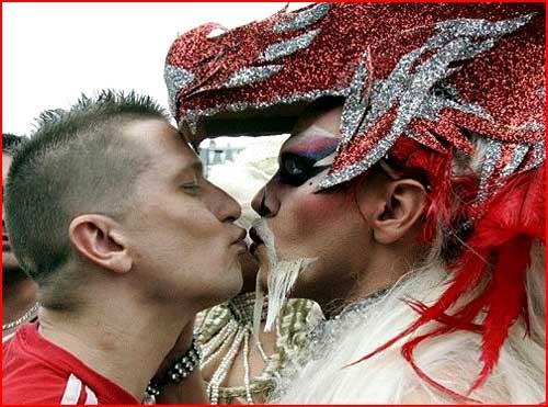 Love-parads!