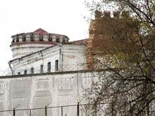 В Минске обрушилась башня Пищаловского замка, где размещается следственный изолятор