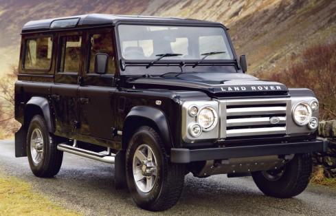 Land Rover Defender 110 SVX