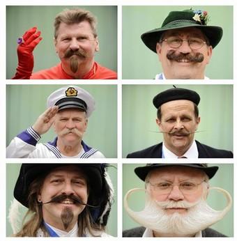 Международный чемпионат бород и усов в Баварии
