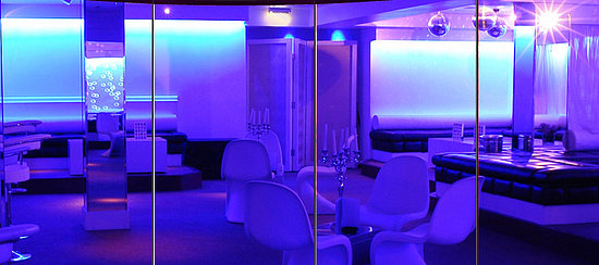 Лондонский бар с интерактивным интерьером