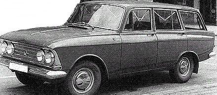 История продаж авто в СССР