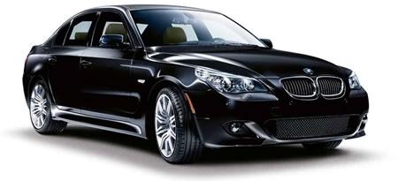 Смена флагмана BMW 5 cерии