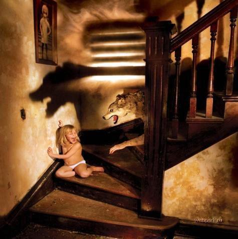 Ваши детские кошмары