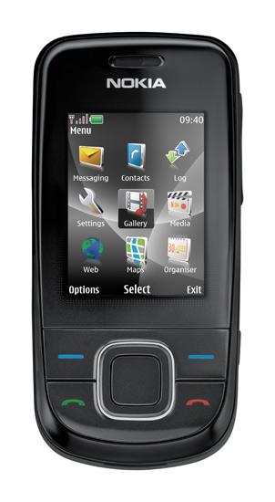 Nokia 3600 slide: слайдер с 3,2 МП матрицей и автофокусом