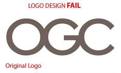 Неудачное лого