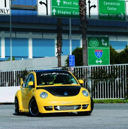 """Volkswagen New Beetle: ���� ���� """"������""""!"""