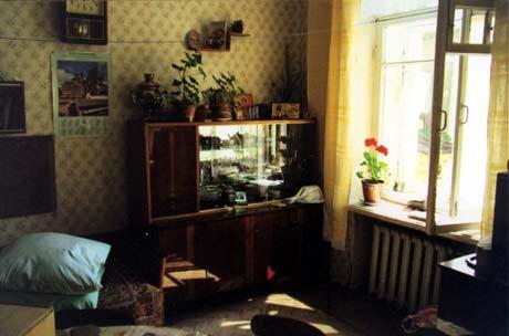 Жизнь в коммунальной квартире