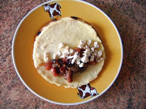 Рецепт буррито