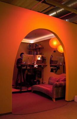 Интерьеры лучших офисов мира