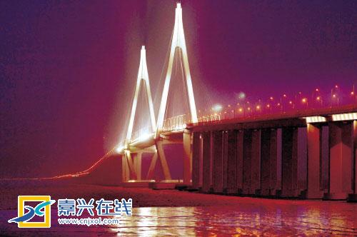 Самый длинный в мире морской мост