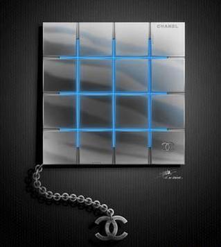 Концепт телефона от Chanel
