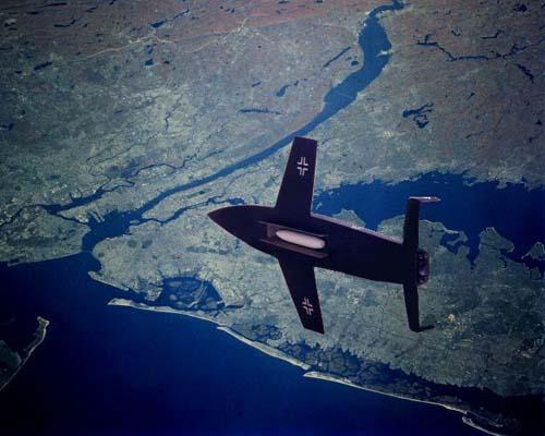 Про бомбежку Нью-Йорка, или космонавты Гитлера