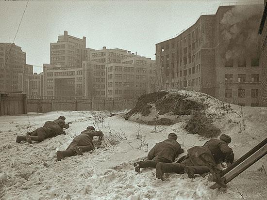 Великая Отечественная война: 1943 год