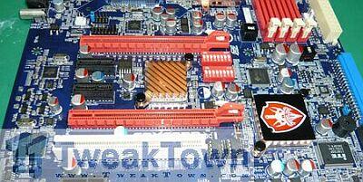 ����������� ����� Foxconn �� ���� ������� P45