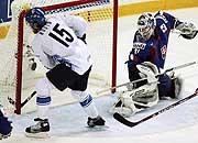 Хоккей ЧМ 2008. Франция – Беларусь 1:3.