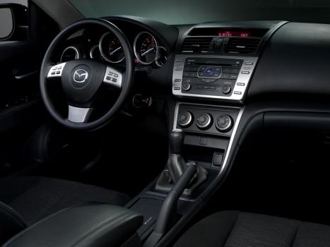 Новая Mazda 6 — не для нас
