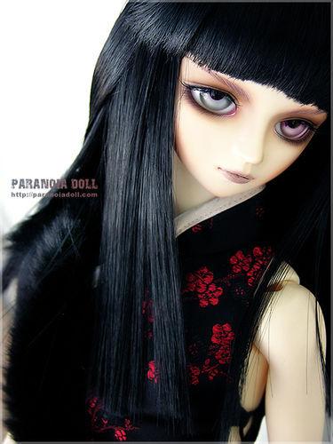 Готические куколки