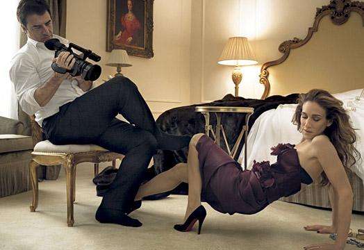 Премьера Sex And The City и фотосессия в Vogue
