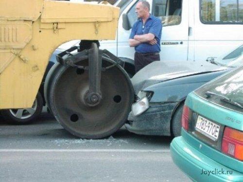 Фигасе аварии!