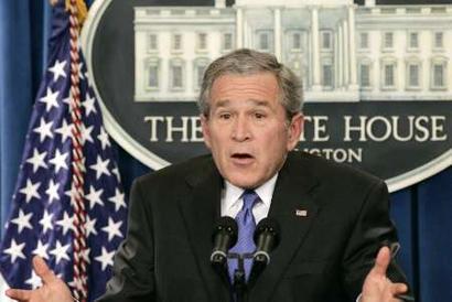 Фразы, сказанные Бушем-младшим..