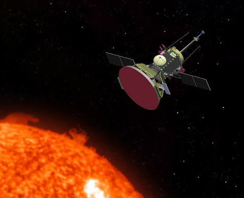 NASA отправит зонд на Солнце