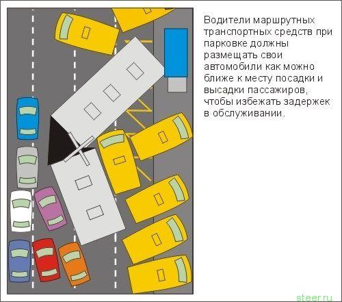 Как ездят в Москве. Особые правила
