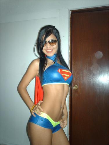 Девушки - супервумены