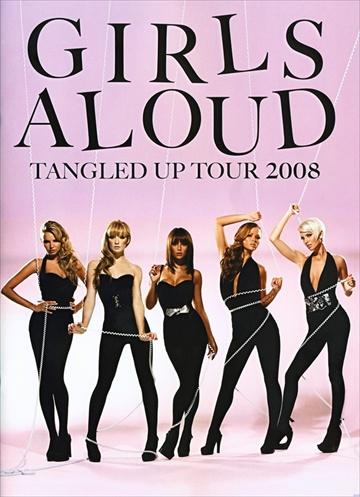 Промо-фотографии концертного тура Girls Aloud