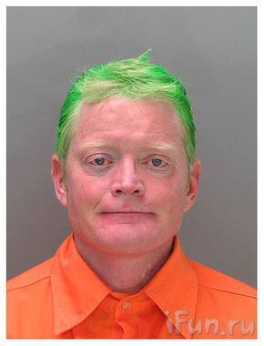 Смешные фотографии преступников