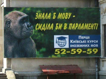 Конкурс дурацкой рекламы