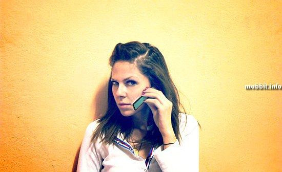 Самый длинный мобильный телефон (концепт)