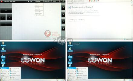 Сенсация: Cowon Q5 — плеер-монстр