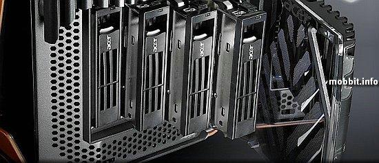 Acer Aspire G7700 Predator – геймерский «хищник»