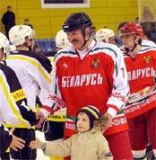 Лукашенко стал папой