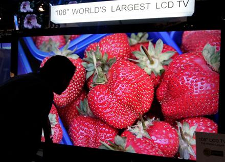 Большие ЖК-телевизоры никому не нужны